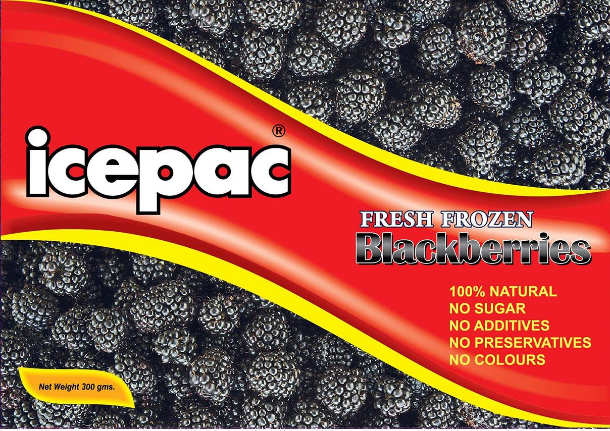 Icepac Blackberry