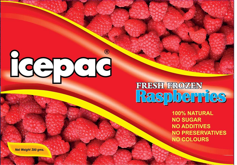 Icepac Raspberry