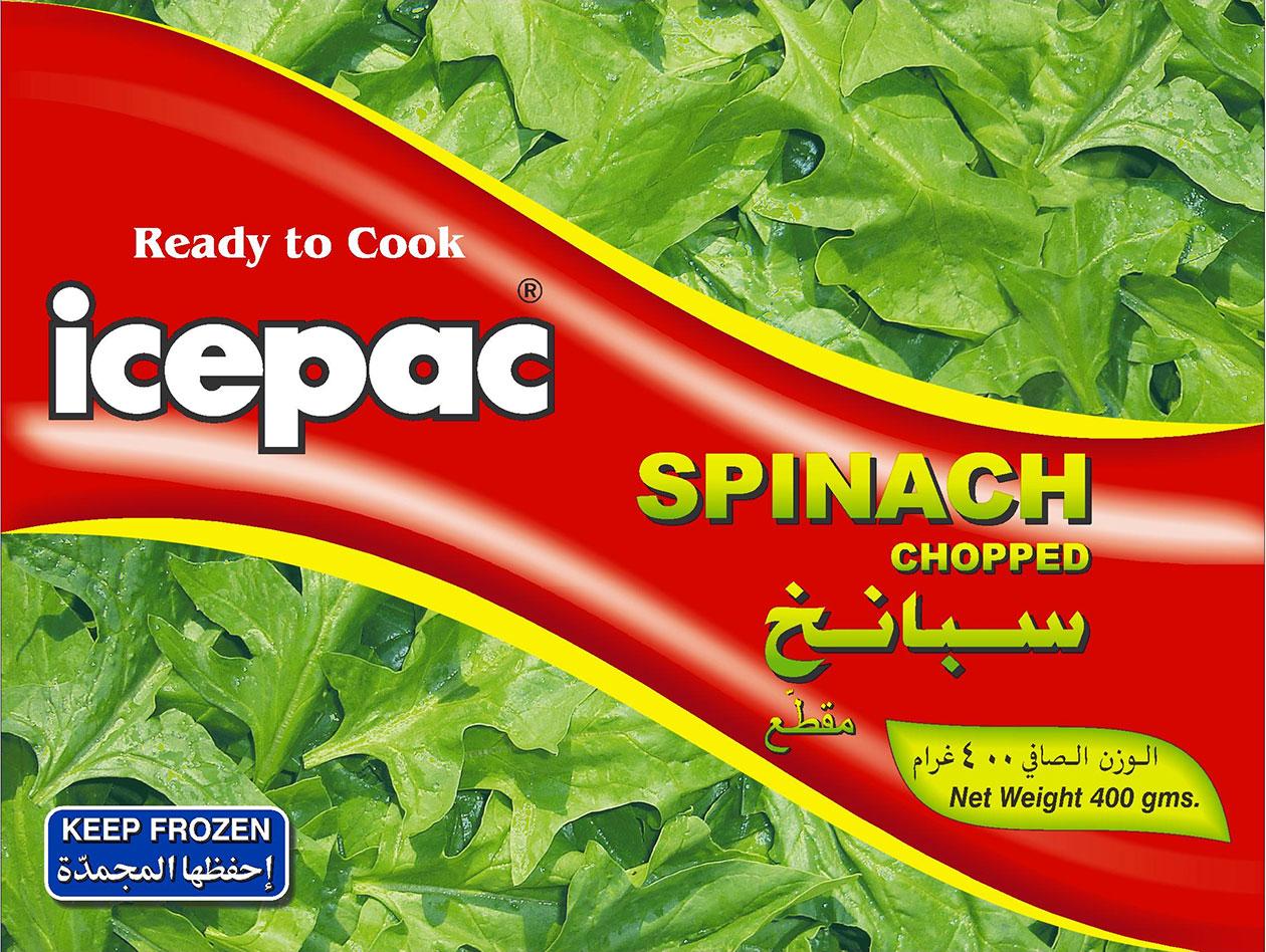 Icepac Spinach