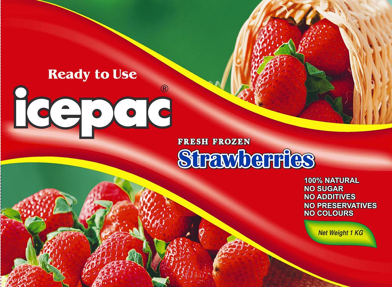 Icepac Strawberry