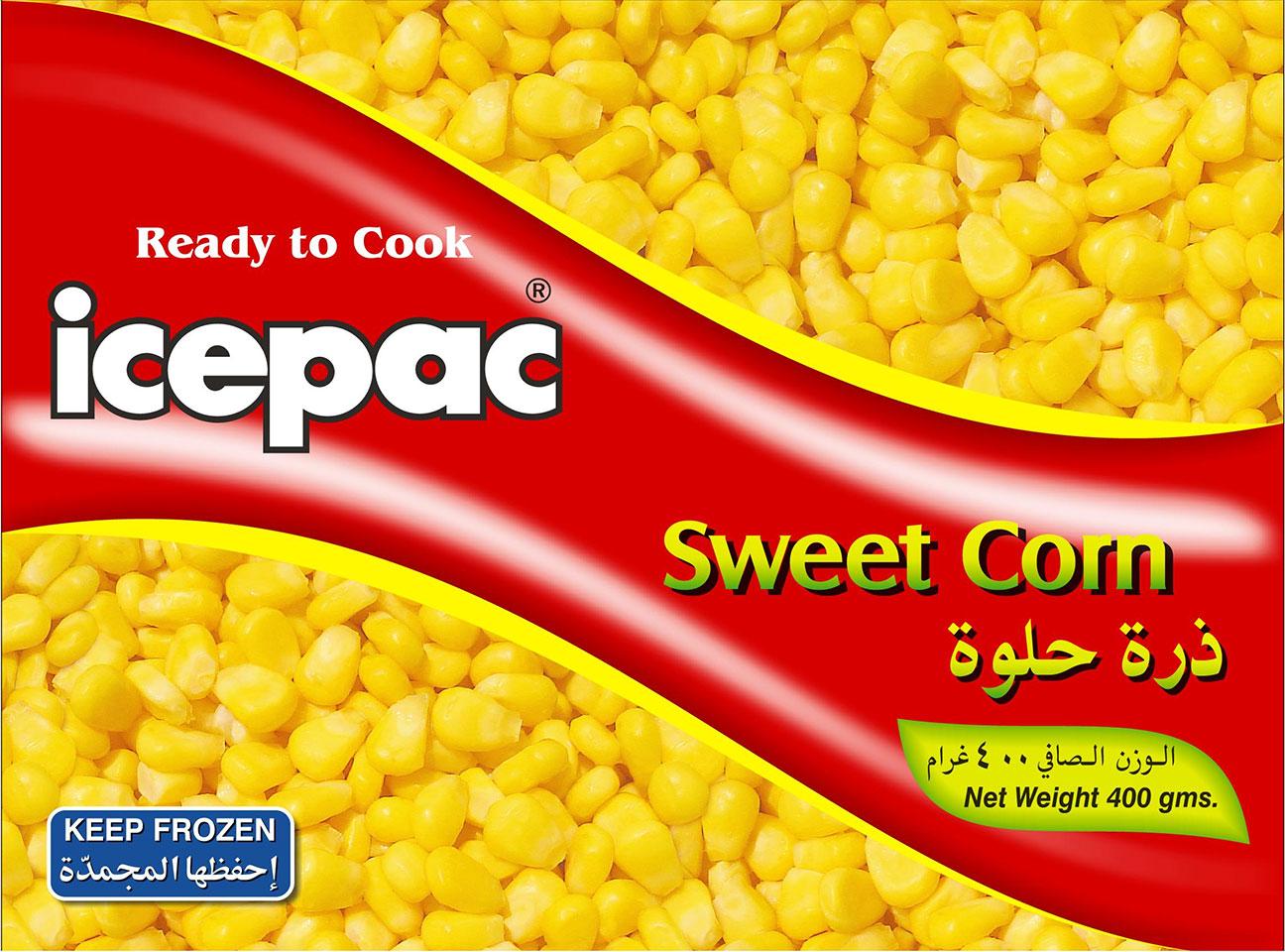 Icepac Sweet Corns